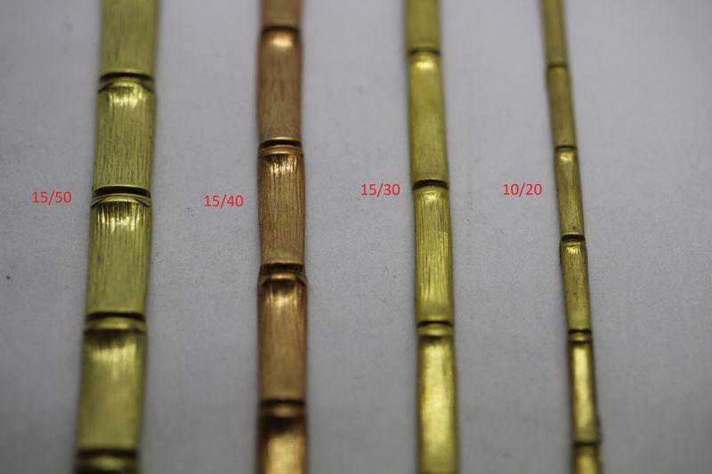 Bague bambou